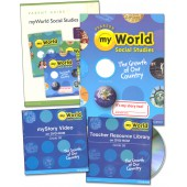My World Social Studies Homeschool Bundle Grade 5A