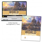 World Civilizations Homeschool Package Grades 6-8