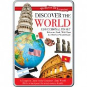Wonders of Learning Discover The World Tin Set
