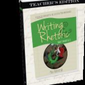 Writing & Rhetoric Book 3: Narrative II Teacher's Edition - Classical Academic Press