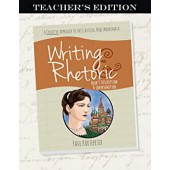 Writing & Rhetoric Book 9: Description & Impersonation Teacher's Edition - Classical Academic Press