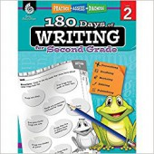 180 Days of Writing for Second Grade - Teacher Created Materials