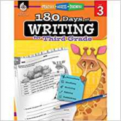 180 Days of Writing for Third Grade - Teacher Created Materials