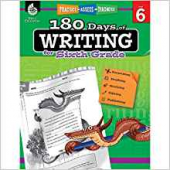 180 Days of Writing for  Sixth Grade - Teacher Created Materials