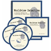 IEW Worldview Detective: A Socratic Method for Investigating Great Books  [DVD Seminar & Workbook]