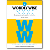 Wordly Wise 3000® 4th Edition Student Book 4