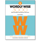 Wordly Wise 3000® 4th Edition Student Book 5