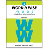 Wordly Wise 3000® 4th Edition Student Book 6