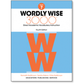 Wordly Wise 3000® 4th Edition Student Book 7