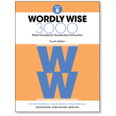 Wordly Wise 3000® 4th Edition Student Book 8