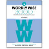 Wordly Wise 3000® 4th Edition Student Book 9