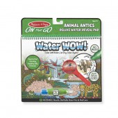 Water Wow! Animal Antics Deluxe Water Reveal Pad - Melissa and Doug