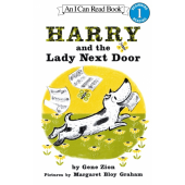 Harry and the Lady Next Door Level 1 Reader