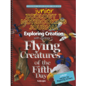 Exploring Creation with Zoology 1 Junior Notebooking Journal (Apologia)