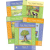 First Start Reading A-D Set: Phonics, Reading, and Printing Set