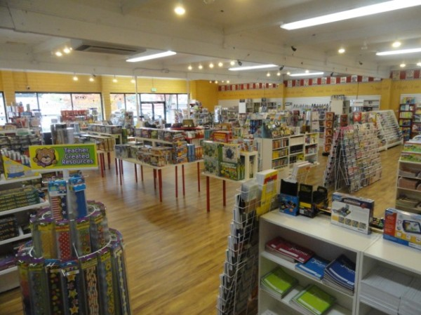 Over 6,000 square feet of the best educational material